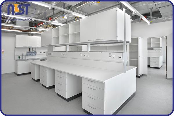 سکوبندی آزمایشگاهی در تجهیزات آزمایشگاهی
