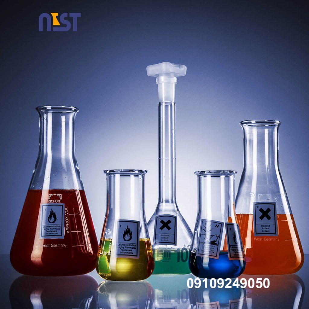 اسید آزمایشگاهی